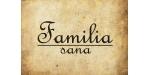 """Familia sana siūlomos paslaugos - įvairūs masažai ir terapijos moterims ir vyrams, masažai nėsčiosioms ir po gimdymo, veido procedūros ir kosmetologo paslaugos.  """"Familia sana"""" - tai patrauklios procedūrų kainos, lanksti nuolaidų sistema, galimybė planuoti savo laiką  (procedūros atliekamos pagal išankstinius užrašymus).  Apsilankančius šeimos sveikatingumo centre """"Familia sana"""" pasitiks profesionalus ir šiltas kolektyvas,  jauki aplinka, mėgausitės maloniomis akimirkomis ir pripildysite kūną naujos energijos! Terapijos nėščiosioms  Rekomenduojamos terapijos po gimdymo Kūno puoselėjimo procedūros Masažai moterims Masažai vyrams SPA ritualai kūnui ir sielai Terapijos kojoms Veido procedūros"""