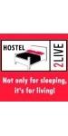 Mūsų hostelyje įrengti kambariai yra su dviaukštėmis lovomis. Kambariai pritaikyti ne tik miegoti, bet ir pailsėti po kelionės, paskaityti knygą ar rašyti kelionės dienoraštį    Kiekvienam hostelio gyventojas gali naudotis:  nemokama interneto prieiga prie kompiuterio  nemokamu bevieliu internetu  nemokamomis daiktų saugojimo spintelėmis  nemokama turistine informacija apie Kauną  bendru kambariu su žaidimais, knygomis, televizoriumi ir kt.  virtuve  nemokama patalyne ir rankšluosčiais  nemokama automobilio stovėjimo vieta  Jūsų patogumui: registratūra dirba visą parą  į visus kilusius klausimus atsakys jaunatviška ir paslaugi komanda  yra galimybė išsinuomoti dviratį  galima palikti administracijai saugoti lagaminus