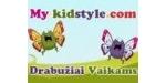 www.my-kidstyle.com   Europoje populiarių prekinių ženklų drabužiai vaikams, žemomis kainomis.  Mūsų elektroninėje parduotuvėje patikima ir patogu pirkti. Visi drabužai yra išmatuoti ir aprašyti todėl dėl dydžio tikrai nesuklysite.