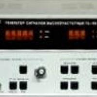 SALPAS-Aukšto dažnio generatorius , 0.01-100MHz , 0.1mkV - 2V, ampl. moduliacija